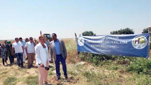 Uluslararası Ekolojik Kadın Köyü'nün Temeli Atıldı