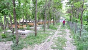 Yeni Bir Park Daha Tamamlandı