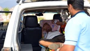 Taziye Evinde Yenen Yemekten 20 Kişi Zehirlendi