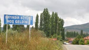Köye İnen Kurt, 2 Kişiye Saldırdı