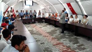 Fatma Şahin: Suriyeliler Konusunda Türkiye Yalnız Bırakıldı (2)