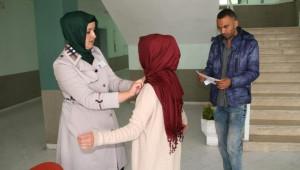 Yozgat'ta Öğrenciler Lys-3'de Ter Döktü