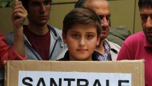 Terme'de Termik Santrale Karşı 25 Bin Dilekçe