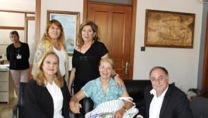 Mübadil Torunlarından Foça'ya Ziyaret