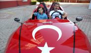 Akülü Araba Planlarken Derken Spor Araba Yaptı