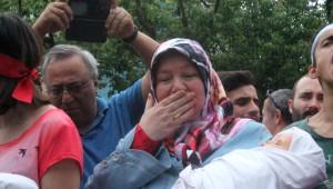 Doğu Türkistan'daki Çin Zulmü Trabzon'da Protesto Edildi