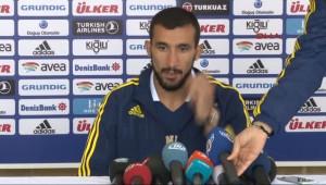 Fenerbahçeli Mehmet Topal: Kaptan Volkan Demirel'dir