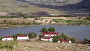 Giresun'un Doğal Gölü Turizme Kazandırılacak
