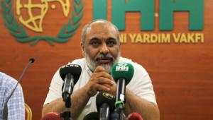 İhh Başkanı Yıldırım: Doğu Türkistan İç Siyaset Malzemesi Yapılmamalı