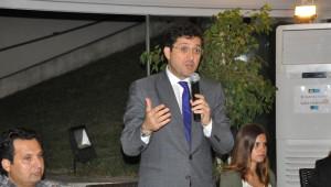 Beşiktaş Belediye Başkanı, Gece Muhabirleriyle Sahurda Buluştu