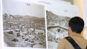 Haremeyn Osmanlı Döneminde Mekke ve Medine' Sergisi Açıldı