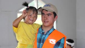 Kimse Yok Mu, Moğolistan'daki Yetimleri Unutmadı