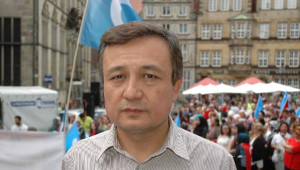 Bremen'de Çin Protesto Edildi