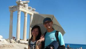 Ören Yerlerinde Çinli Kültür Turlarına Ara Verdirdi