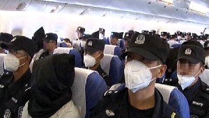 Uygur Türkleri Tayland'dan Çin'e Başlarına Çuval Geçirilerek Götürülmüş