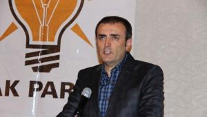 AK Parti'li Ünal Diyarbakır'da Hdp'ye Yüklendi