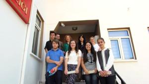 Şaphane'de Ygs ve Lys Sınavında Başarılı Olan Öğrencilere Kol Saati