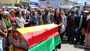 Ardahan'daki Çatışmada Ölen Kanber Morkoç Toprağa Verildi