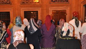 Edirne'de Kadir Gecesi Coşkusu