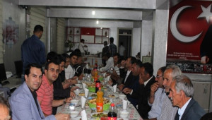 Özalp'ta Ramazan