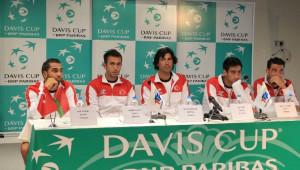 Türkiye Davıs Cup'ta Belarus Karşısında