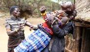 Kenya'da Yaşayan Pokotlar'ın İlginç Geleneği