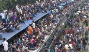 Bangladeş'te Ramazan Bayramı Gezmesi