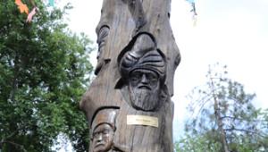 Ecdat Portreleri Medeniyet Ağacının Gövdesinde