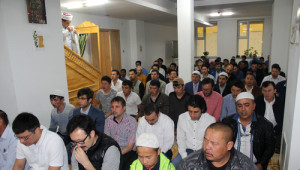 Moğolistan'da Bayram Sevinci