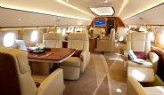 Arap Prensin Ultra Lüks Uçağı