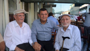 CHP'li Vekiller Selendi'de Bayramlaştı