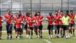Antalyaspor'da Hazırlıklar Sürüyor