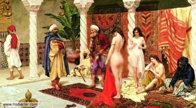 Osmanlı'da Cinsel Yaşam