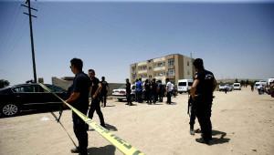 PKK Ceylanpınar'da 2 Polisi Şehit Etti (6)