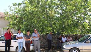 Şehit Polisin Kaman'daki Baba Ocağına Bayrak Çekildi