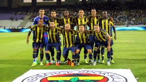Fenerbahçe: 3 - Olympique Marsilya: 1