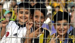 Fenerbahçe - Olympique Marsilya Maçı - Ek Fotoğraflar