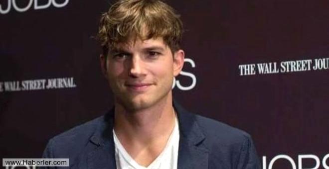 Ashton Kutcher günde 40 sigaraya kadar içen bir içici olarak bu kötü alışkanlığını Allen Carr