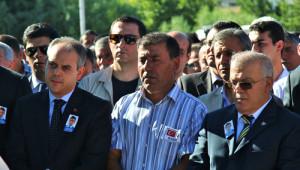 Şehit Polis Feyyaz Yumuşak, Kırşehir'de Toprağa Verildi