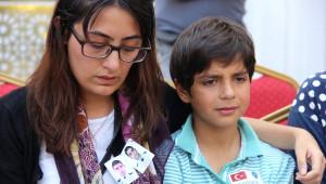 Şehit Polis Memurları İçin Tören Düzenlendi