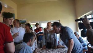 Altın Madeni Çed Toplantısında 'Tutanak' Gerginliği