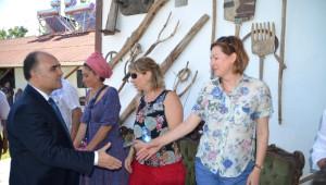 Türkiye'de Bir İlk Doğa Sanat Kampı Tosya'da Açıldı