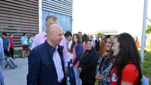 Kocasinan Belediyesi Başarılı Öğrencileri Avrupa'ya Uçurdu