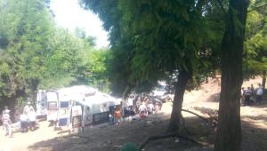 Piknik Yolunda Kaza: 1 Ölü, 7 Yaralı