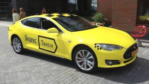 Tesla Model S'i Taksi Yaptılar