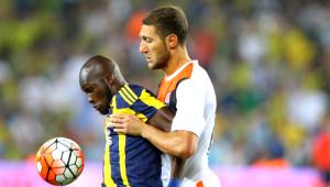 Fenerbahçe: 0 - Shakhtar Donetsk: 0 (İlk Yarı)