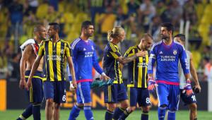 Fenerbahçe: 0 - Shakhtar Donetsk: 0