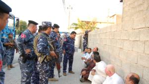 Kerkük'te 48 Şüpheli Gözaltına Alındı
