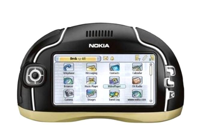 Nokia'nın En Sıradışı Tasarıma Sahip Telefonları