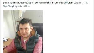 Şehit Uzman Çavuş Sarpkaya, Askeri Törenle Uğurlandı (2)
